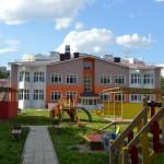 Строительство детского сада на Ватутина