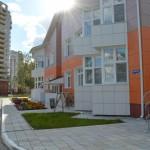 Строительство детского сада в Омске