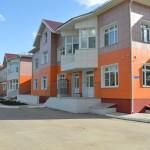 Строительство детского сада в Омске на Ватутина