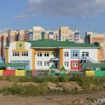 Строительство детского сада на Светловской