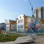 Детский сад в Омске на Светловской