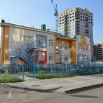 Строительство детского сада в Омске на Светловской