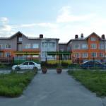 Строительство детского сада в Омске на Туполева