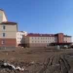 Строительство больничного комплекса в Азово