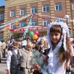 Строительство новой школы в Омске фото