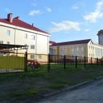 Строительство школы на Туполева