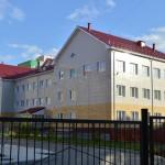 Строительство в Омске новой школы