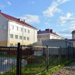 Строительство новой школы в Омске