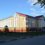 Строительство новой школы на Туполева в Омске фото