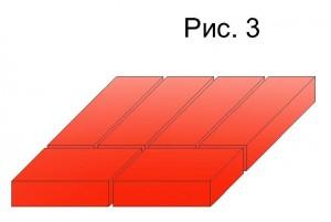 Расход кирпича при кладке 38 смl